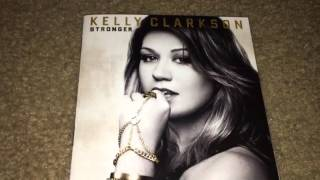 Unboxing Kelly Clarkson - Stronger