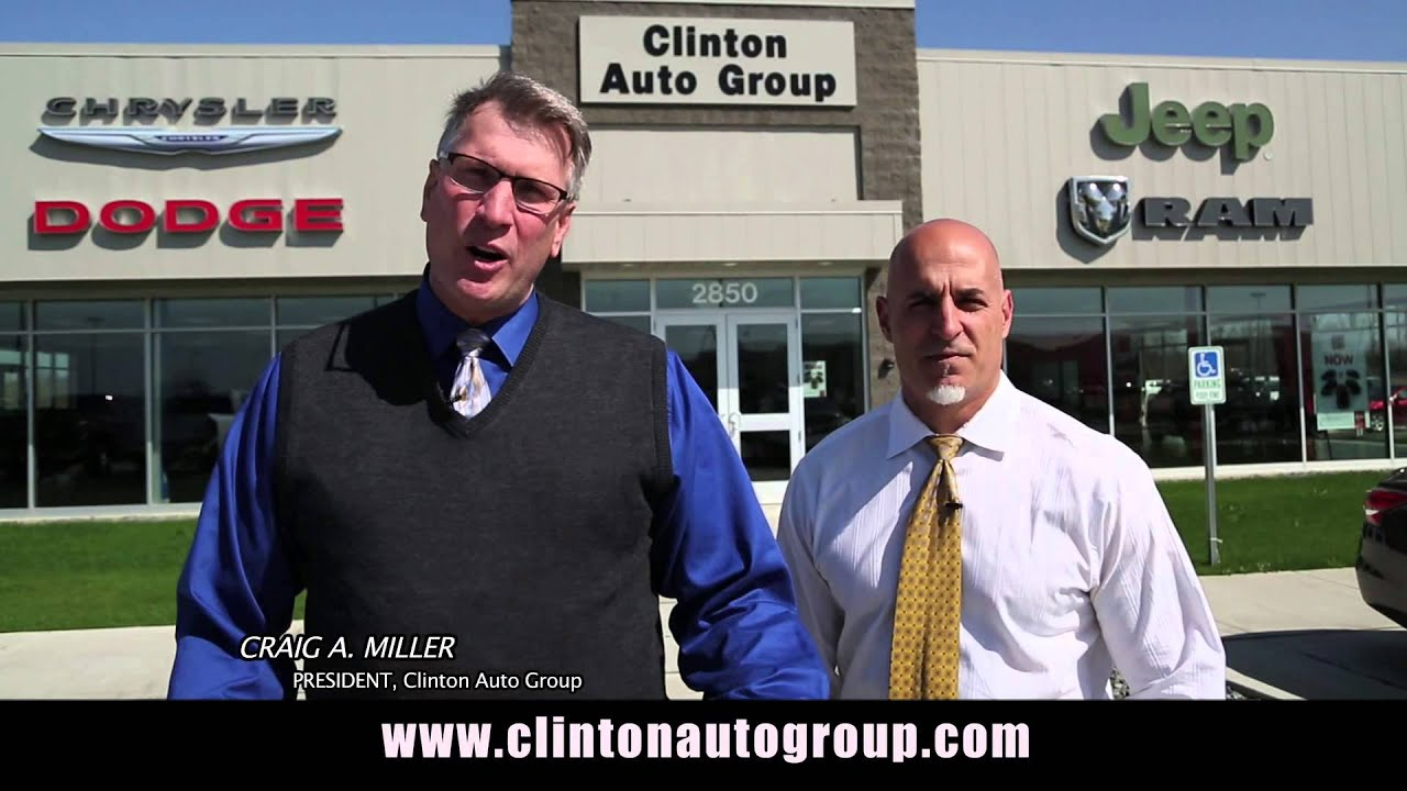 clinton auto group april 2015  sc 1 st  YouTube : lindquist ford used cars - markmcfarlin.com