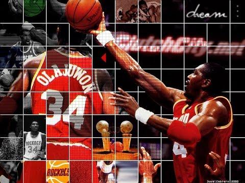 Rockets 1993-94 Title Run
