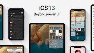 iOS 13 Preview!