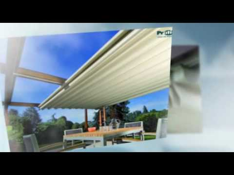 RETRACTABLE Patio Cover Systems   YouTube