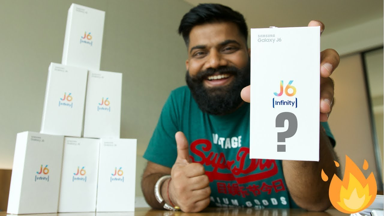Samsung Galaxy J6 Unboxing and Giveaway ????????????