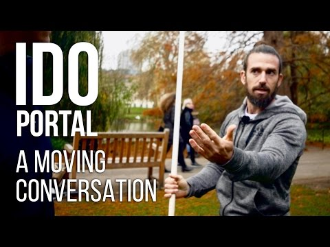 Ido Portal - A Moving Conversation - PART 1/2 | London Real