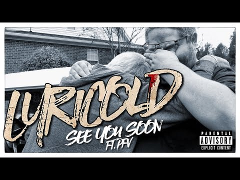 Lyricold - See You Soon Feat. PFV [OFFICIAL LYRIC VIDEO]