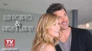 Ellen Pompeo & Patrick Dempsey  - Uncover