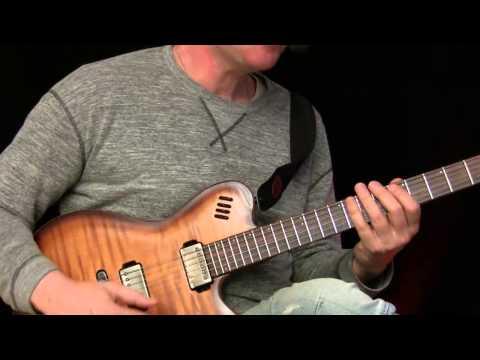 Guitar Lesson : Advanced Rock Improvisation Concept