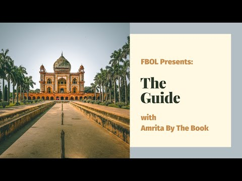 The Guide – Amrita by the Book