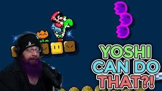 YOSHI CAN DO THAT?! | Super Mario Maker 2 - Expert No Skip Challenge with Oshikorosu [19]