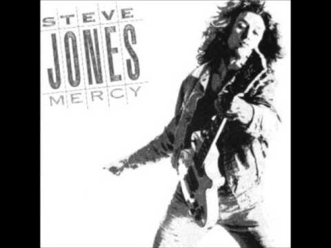 Steve Jones - Mercy (1987)