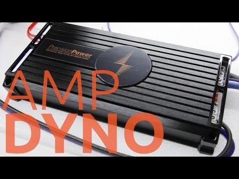 Precision Power PPI Phantom P1000.1 Car Amplifier | SMD D