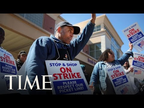 Stop and shop strike connecticut 2019