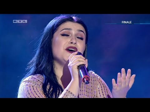 Ilma Karahmet - Power of Love (Celine Dion) RTL Zvijezde 2018 | Superfinale