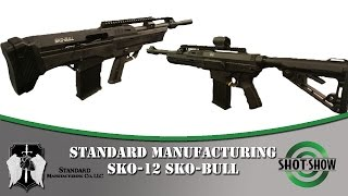 SHOT 2016  Standard Manufacturing  SKO-12 & SKO-BULL