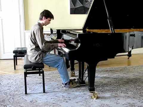 Bach-Busoni: Chaconne, Plays Bohumir Stehlik, PART 1