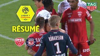 Dijon FCO - Toulouse FC ( 2-1 ) - Résumé - (DFCO - TFC) / 2018-19