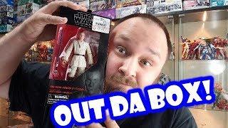 Out Da Box Reaction Star Wars Black Series Obi Wan Kenobi Padawan