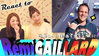 Japanese Girls React To 『Remi Gaillard』