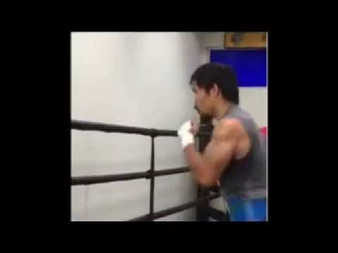 Manny Pacquiao Workouts Videos | Manny Pacquiao Training Highlights | Ready For Floyd Mayweather