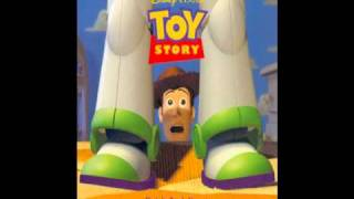 Toy Story soundtrack - 14. On the Move