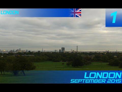 London - September 2015: Part 1