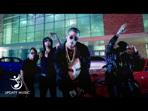 Thumbnail: Caile [ Video Oficial ] - Bad Bunny X Bryant Myers X Zion X De La Ghetto X Revol