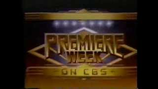 Bring 'Em Back Alive & The Shadow Riders 1982 CBS Premiere Week Promo
