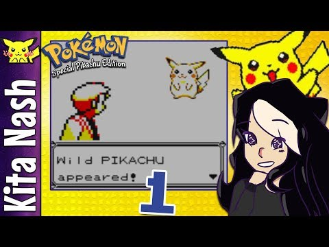 Pokemon Yellow Gameplay: THAT CLUTCH VICTORY |PART 1| Let's Play Walkthrough