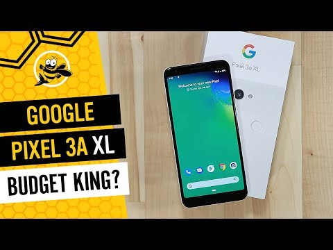 Google Pixel 3a XL Setup, Unboxing, Plus Camera and Gaming Test!