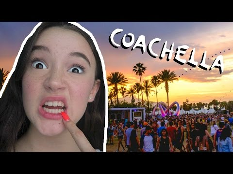 Why I Didn't Go To Coachella... Where I Will Go Instead! FionaFrills Vlogs