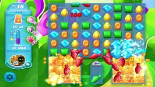 Candy Crush Soda Saga Level 442 Hard Level 2-Star ✩✩