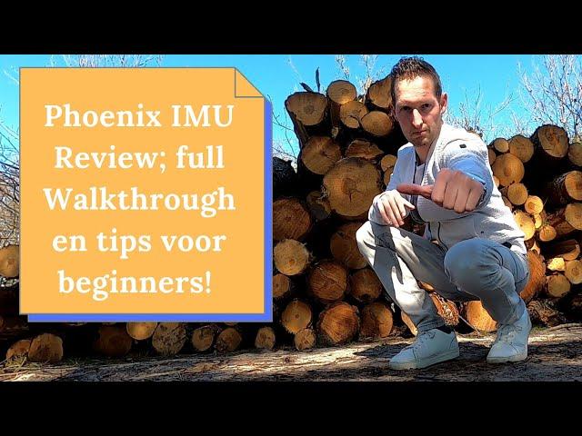 Phoenix IMU software Review; Walkthrough en Beginnerstips! DE website / funnel voor ondernemers?