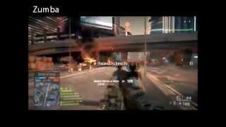 Shade&ZKing Battlefield 4 Kill Compilation #1 thumbnail