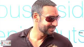 Prabhudheva matches Ajay Devgn's action to music beats in Action Jackson - BT
