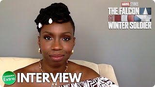 THE FALCON AND THE WINTER SOLDIER   Adepero Oduye Official Interview