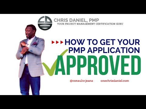how long to get pmp application approved
