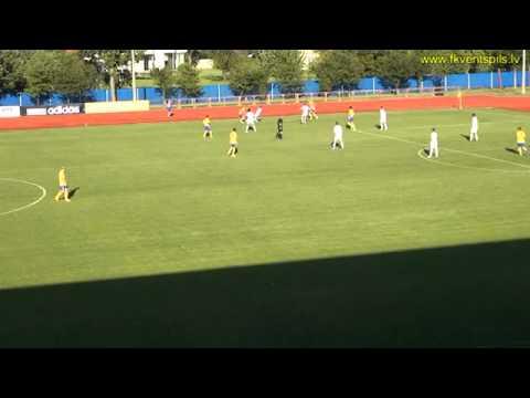 24.07.12 FK Ventspils Vs. Molde FK (1-1) - YouTube