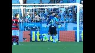 Grêmio 2 x 0 Flamengo - Brasileirão Série A 2012 - 24/06/2012