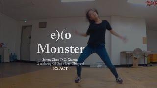 Video Monster by Exo Mirrored Cover Dance download MP3, 3GP, MP4, WEBM, AVI, FLV November 2017