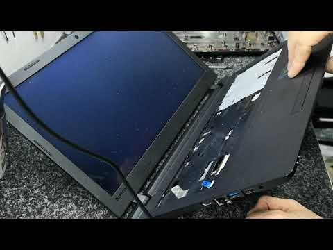 Не работает клавиатура и тачпад Lenovo Ideapad 100-15IBY