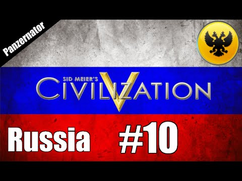 Civilization 5: Russian Unification - episode 10 |