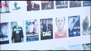 Fritt fram för piratfilmer på nätet - Nyheterna (TV4)