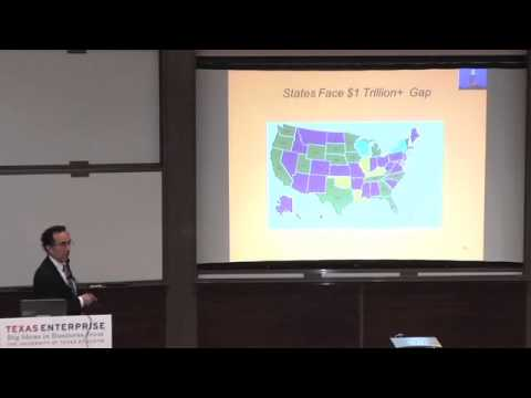 Americans- Living Rich, Retiring Poor with Professor Michael Granof