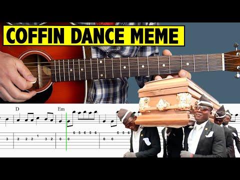 Astronomia Meme Coffin Dance Meme Guitar Tutorial Free Tabs