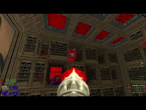 [Doom 2] Deus Vult 2, map 21-1