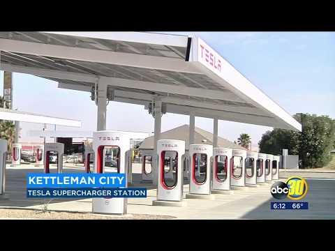 Tesla Comes to Kettelman City