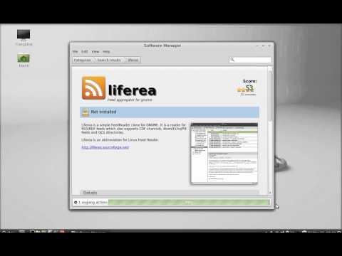 Liferea : Best RSS Feed Reader ( Aggregator) For Linux Mint / Ubuntu