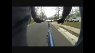 Bike Commuting Video Thumbnail