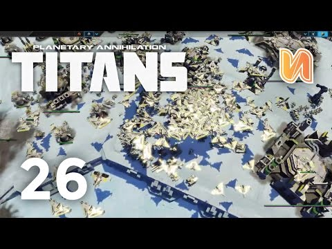 NO BREATHING ROOM (UBER AI) | Planetary Annihilation Titans Ep 26
