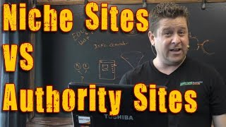 Turn A Small Niche Site Into A Super Profitable Authority Site By Doing This...