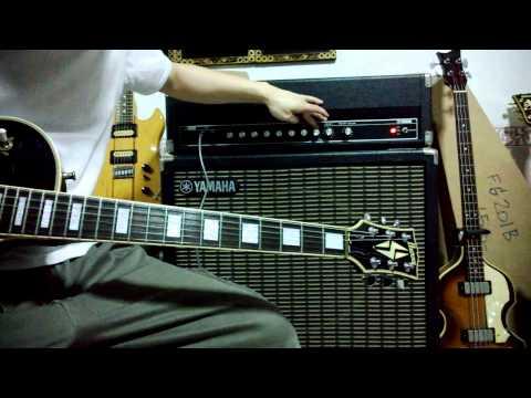Amp Yamaha J-100 & Cab J-110S Japan